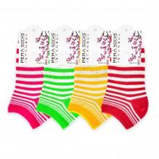 Bayan Çemberli Patik Çorap (12 Çift) (Parfümlü)