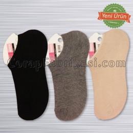 Bayan Penye Patik Çorap (12 Çift)