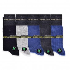 Erkek Ekonomik Bambu Çorap (12 Çift)