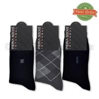 Erkek Eko Kışlık Çorap (12 Çift)