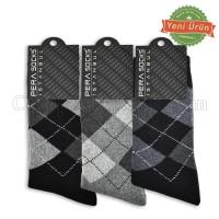 Erkek Delux Havlu Çorap (12 Çift)