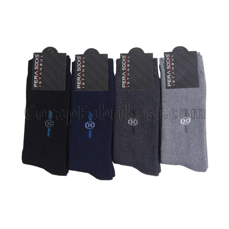 Erkek Lux Havlu Çorap (12 Çift)