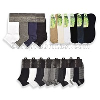 Kampanyalı Erkek Yazlık Çorap Paketi (360 Çift)
