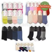 Kampanyalı Karışık Çorap Paketi (300 Çift)