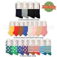 Kampanyalı Bayan Kışlık Çorap Paketi (360 Çift)