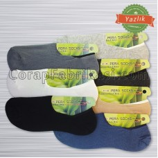 Erkek Penye Babet Çorap (12 Çift)
